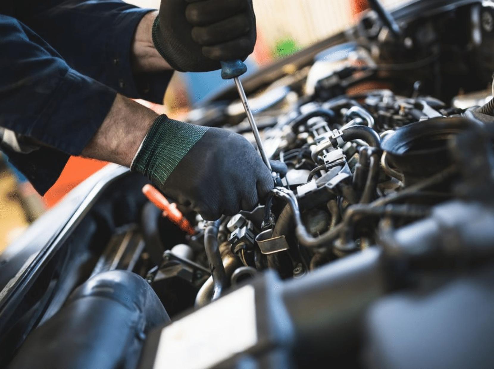 Car Mechanic Service